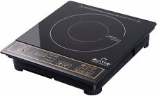 New ListingDuxtop 1800W Portable Induction Cooktop Countertop Burner, Gold 8100Mc/Bt-180G3