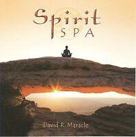 Spirit Spa (David R. Maracle) [CD] Missing Factory Sealed Plastic Wrap
