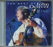 John Denver - The Best Of John Denver Live