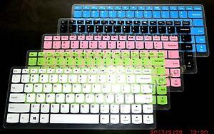 Keyboard Cover for Lenovo Yoga 710-14 710-15 Flex 4-14 910-14 510s-14 110-14