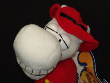 NEW ROCKY BULLWINKLE CANADIAN MOUNTIE HORSE DUDLEY DO RIGHT PLUSH STUFFED ANIMAL