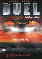 """DUEL - """"Fear is the Driving Force"""" - One of Spielbergs First - CAR DVD"""