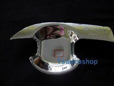 CHROME 4DOOR HANDLE BOWL INSERT SUZUKI SWIFT 5 DOOR HATCHBACK 2012-14 GL ECO CAR