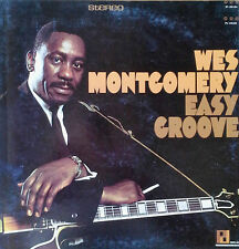 WES MONTGOMERY - EASY GROOVE - PACIFIC JAZZ - STEREO LP - DEEP GROOVE