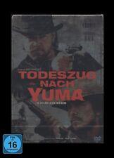 DVD todeszug après yuma-steelbook-western avec Christian ptincipaux *** NEUF ***