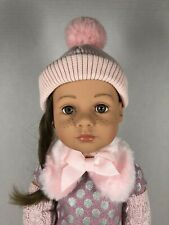 Gotz Happy Kidz Amelie From VIENNA Signature Edition Doll Katie Face Mold
