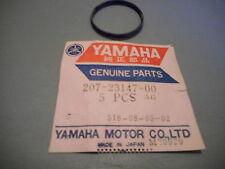 NOS Yamaha GTMX GT80 JT1 JT2 RD60 YG5 OEM Front Fork O-Ring Seal 207-23147-00