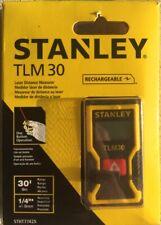 STANLEY 30-Foot Laser Distance Measurer TLM30 (New) (Tested And Works).