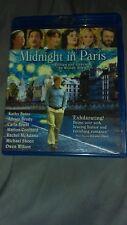 Midnight in Paris Blu-ray Disc, 2011