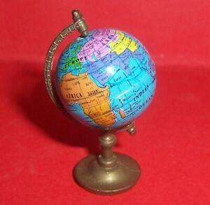 VINTAGE 1970's LUNDBY DOLLS HOUSE SPINNING WORLD GLOBE