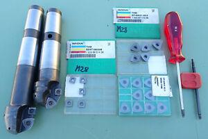 WIDAX M28 229 Ø 40 mm MK4 Schaftfräser WIDIA WSP Wendeplattenhalter Klemmhalter