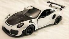 Kinsmart - 1:36 Scale Model Porsche 911 GT2 RS White (BBKT5408DW)