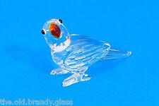 Swarovski Silver Crystal Parrot, Certificate & Original Case