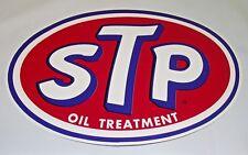 STP Oil small  Sticker holley edelbrock Original,tool box, man cave, beer fridge