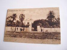 Sassari - Terranova Pausania Villa Tamponi - spedita f. p.