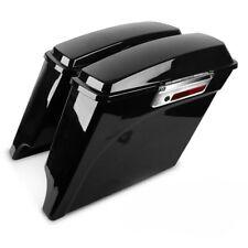 Borse Rigide Stretched per Harley Davidson Electra/Road/King/Street Glide/ 94-13