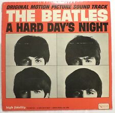 The Beatles . A Hard Day's Night . 1964 United Artists Records LP VGVG+, Mono