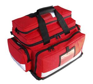 Medical Trauma Bag (Large Size: 65 x 40 x 30 cm ) - Medsunline brand.