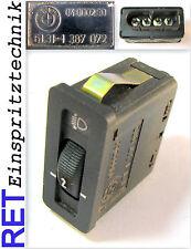 Interruptor leuchtweitenrerulierung 1387072 bmw e 36 original