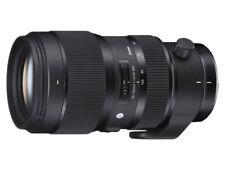 Sigma Auto and Manual Camera Lenses for Nikon AF