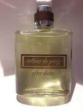 VETIVER DE PUIG AFTER SHAVE 100 ML!!NOT VAPO!!RARE AND VINTAGE