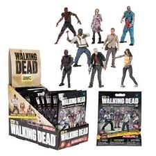 "THE WALKING DEAD - Blind Bag Building 2"" Mini Figures Wave 2 Display (24ct) #NEW"