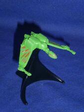 Vintage Star Trek Tng Klingon Bird of Prey Spaceship Mini Model by Applause 1995