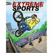 Extreme Sports (Dover Coloring Books)