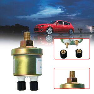 1x Engine Oil Pressure Sensor Gauge Sender Switch Sending Unit 1/8 NPT 80*40mm
