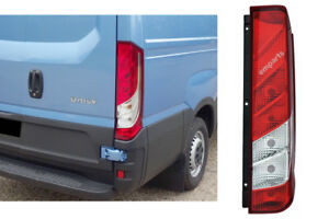 For Iveco Daily Rear Light Back lens Tail Lamp Driver Side O/S MK VI 2014 On