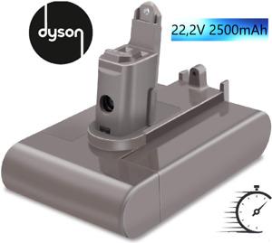 Batterie pour Dyson 22.2V 2500mAh 2,5ah DC31 DC35 DC44 Animal DC45 DC35 Type B