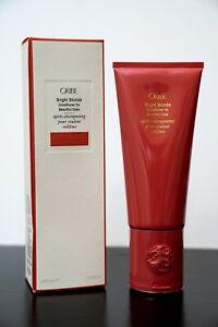 Oribe Bright Blonde Conditioner for Beautiful Color 6.8 oz -NEW IN BOX