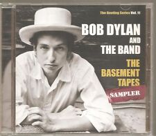 "Bob Dylan ""the Bootleg series vol. 11 the basement bandes sampler"" CD promo"