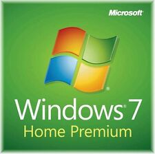 Windows 7 Home Premium 32 & 64-Bit Install | Boot | Recovery | Restore DVD Disc