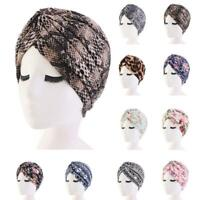India Muslim Women Hat Chemo Cap Hair Loss Head Scarf Turban Head Wrap Hot