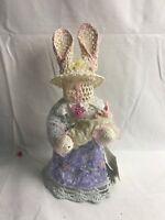 Vintage Handmade Easter Bunny
