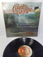 COUNTY LINE WU 3450 LP Vinyl Cover Shrink K-MART Label