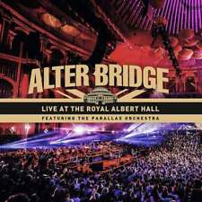 Alterbridge - Live At The Royal Albert Hall ft The Parallax Orch.. (NEW 2 x CD)