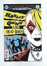 Harley Quinn 6 regular & variant 1st print ReBirth hot series Suicide Squad