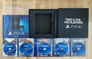PS4 This is for the Players Press Kit Promo Launch Playstation Limited Rare