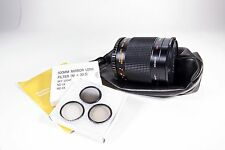 Phoenix Samyang Mirror Lens 500 MM F8 MC Macro Lens/Filters/Case MINT