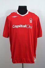 Shirt Nottingham Forest 2006/07 (XL) Home Umbro Jersey Trikot Maglia
