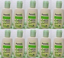10 x Aveeno Positively Radiant Exfoliating Body Wash 1 Fl. Oz