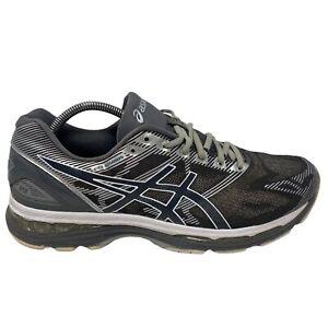 Asics Gel Nimbus 19 T700N Men's Size 11.5 Grey Athletic Running Shoes