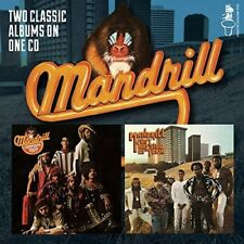 MANDRILL - COMPOSITE TRUTH/JUST OUTSIDE OF TOWN  CD NEU