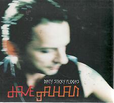 DAVE GAHAN - DIRTY STICKY FLOORS - OZ 3 TRK CD - DEPECHE MODE - ELECTRONICA