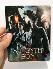 Seventh Son 3D lenticular Flip effect for Steelbook