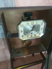 Carillon veritable westminster FFR 4 airs 10 Tiges 10 Marteaux Fonctionne *
