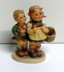 Porzellan Figur - Kinder Paar