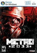 Metro 2033 - PC - INCLUDES CODE
